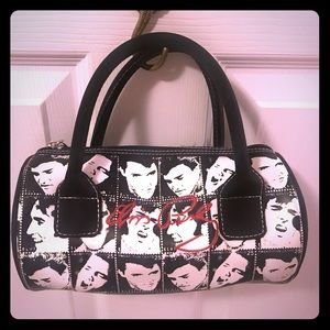 Handbags - Elvis Presley purse.